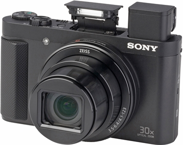 SONY CYBER-SHOT DSC-HX90V | SONY CYBER-SHOT DSC-HX90V test en review - Test Aankoop