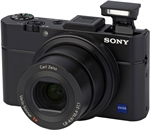 SONY CYBER-SHOT DSC-RX100 M2 | SONY CYBER-SHOT DSC-RX100 M2 test en review - Test Aankoop