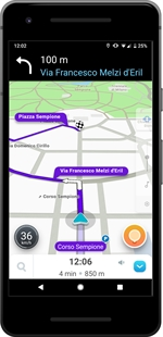 WAZE GPS, Maps, Traffic Alerts & Live Navigation (Android)