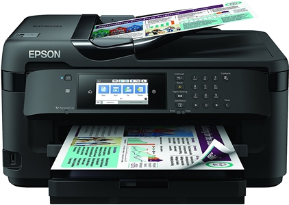 EPSON WORKFORCE PRO WF-7710DWF | EPSON WORKFORCE PRO WF-7710DWF test en review - Test Aankoop