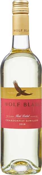 WOLF BLASS RED LABEL 2018