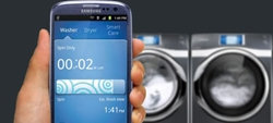 Samsung Smart Washer: de wasmachine bij de hand