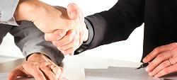 Het sleutelwoord: onderhandelen