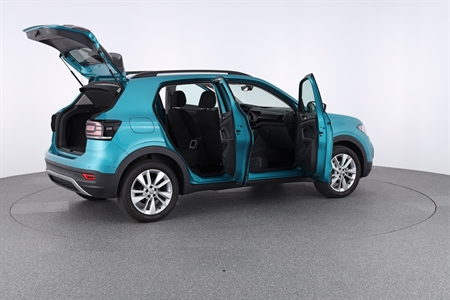 VW T-CROSS 1.0 TSI OPF