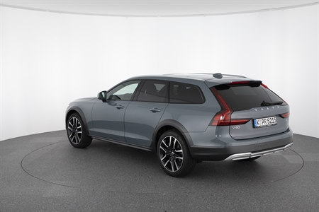 Volvo V9 Corss Country | Volvo V9 Corss Country test en review - Test Aankoop