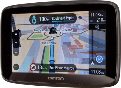 TOMTOM GO ESSENTIAL 5 | TOMTOM GO ESSENTIAL 5 test en review - Test Aankoop