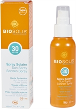 BIOSOLIS SUN SPRAY SPF 30 | Zonnecrème, zonnelotion of zonnespray?