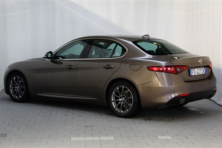 Alfa Romeo Giulia | Alfa Romeo Giulia test en review - Test Aankoop