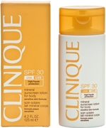 CLINIQUE Mineral sunscreen lotion for body | Zonnecrème, zonnelotion of zonnespray?