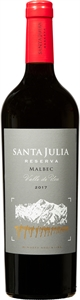 SANTA JULIA RESERVA 2017 | SANTA JULIA RESERVA 2017 test en review - Test Aankoop