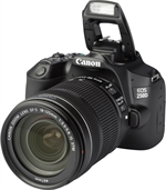 CANON EOS 250D WITH EF-S 18-135MM
