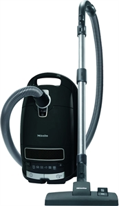 MIELE COMPLETE C3 PURE BLACK POWERLINE SGDF3 | MIELE COMPLETE C3 PURE BLACK POWERLINE SGDF3 test en review - Test Aankoop