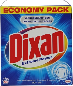 DIXAN EXTREME POWER | DIXAN EXTREME POWER test en review - Test Aankoop