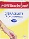 MERCUROCHROME Citronella armbanden