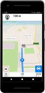 TELENAV GPS Navigation & Maps – Scout (Android)