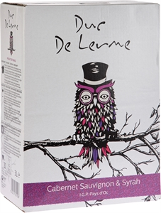 DUC DE LERME (ROOD) 2017 | DUC DE LERME (ROOD) 2017 test en review - Test Aankoop