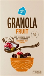ALBERT HEIJN GRANOLA FRUIT