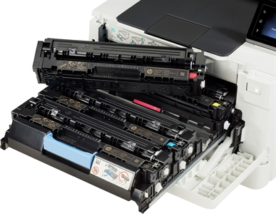 HP COLOR LASERJET PRO M254DW | HP COLOR LASERJET PRO M254DW test en review - Test Aankoop