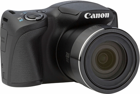 CANON POWERSHOT SX430 IS | CANON POWERSHOT SX430 IS test en review - Test Aankoop