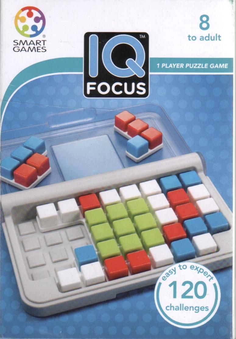 Iq Test Focus
