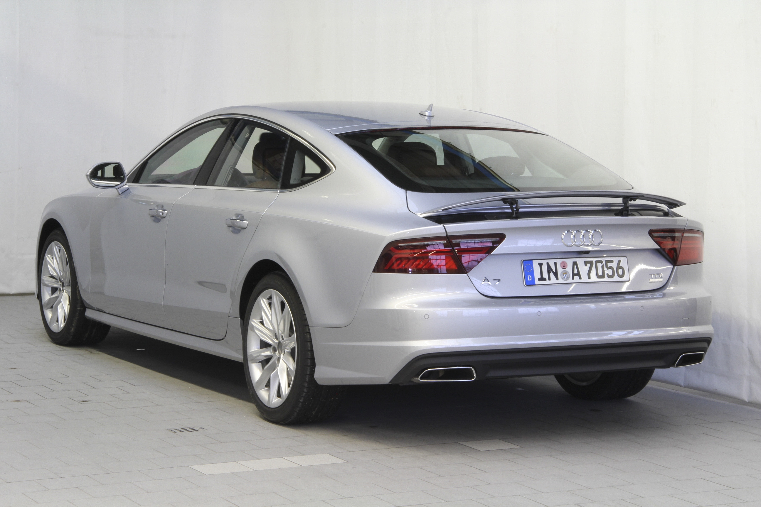 audi a7 sportback test complet prix sp cifications. Black Bedroom Furniture Sets. Home Design Ideas